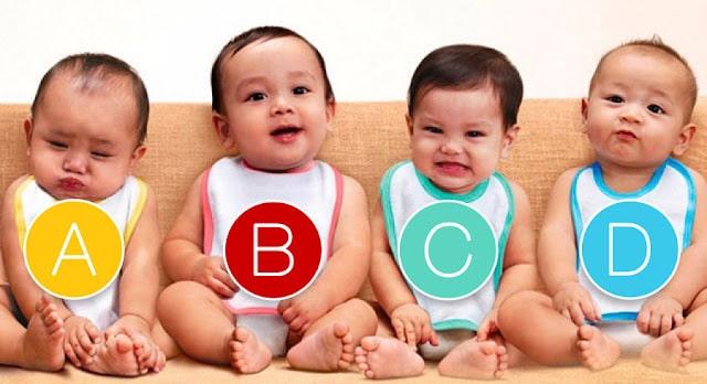 Test: ¿Cuál de los bebés es una niña?