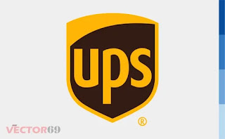 UPS (United Parcel Service) Logo - Download Vector File EPS (Encapsulated PostScript)