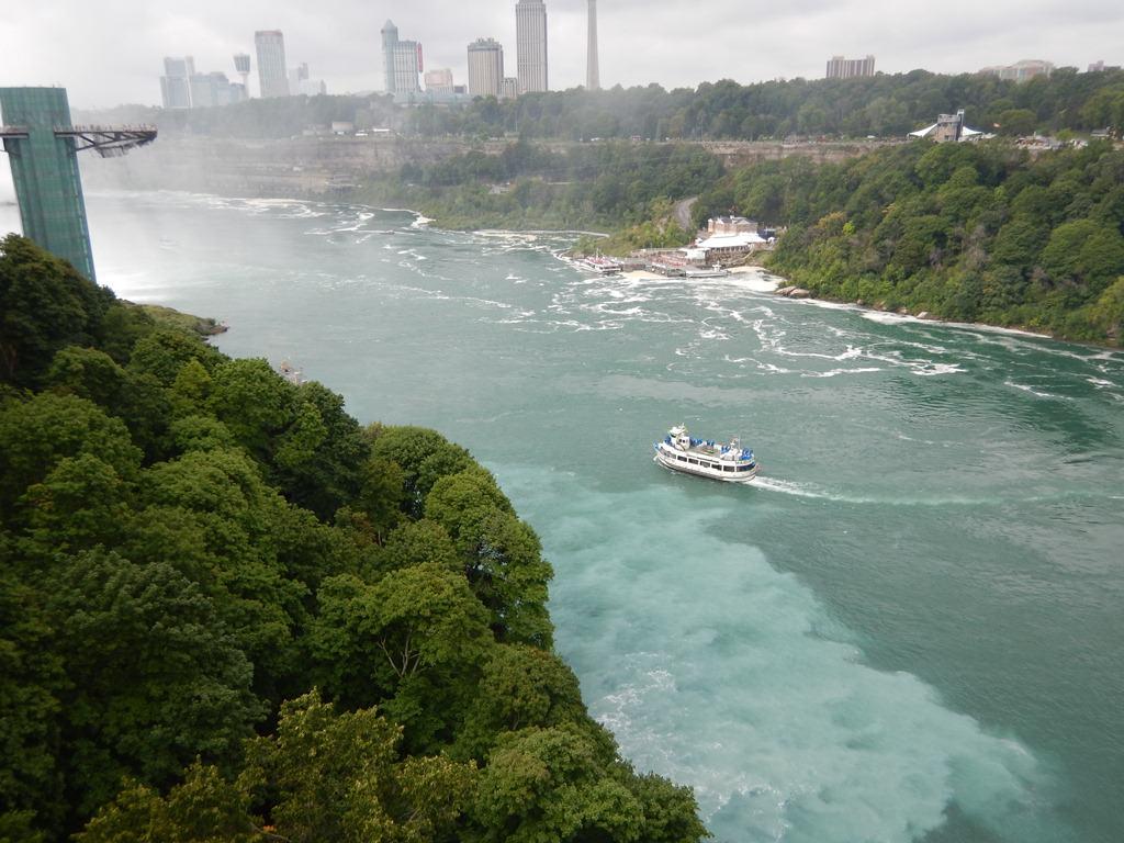 Niagara Falls lado americano
