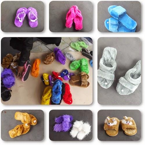Sandal Bulu, Sandal Bulu Anak, Sandal Lucu, Sandal Bulu Krincing,  Sandal Bulu Murah,  Sandal Bulu Jepit, Sandal Bulu Boneka, Sandal Boneka Bulu, Sandal Boneka,