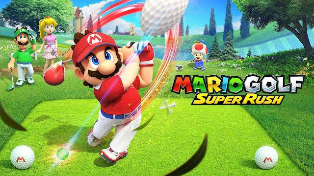 Mario Golf: Super Rush (Switch) recebe update 3.0.0; confira as notas de atualização