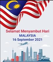Selamat Menyambut Hari Malaysia Ke-58