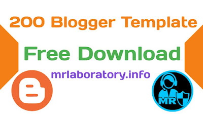 blogger template for free