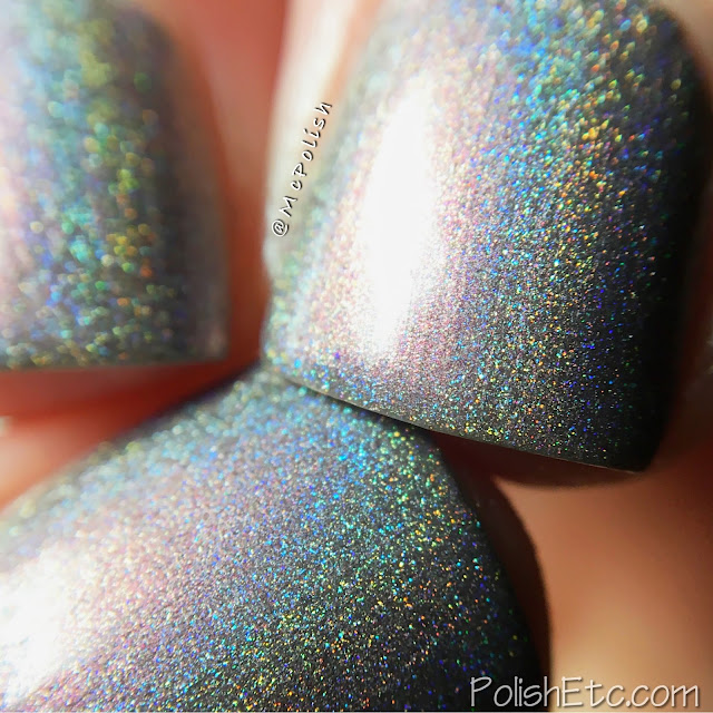 Nine Zero Lacquer - Men of Letters Collection - McPolish - Purgatory