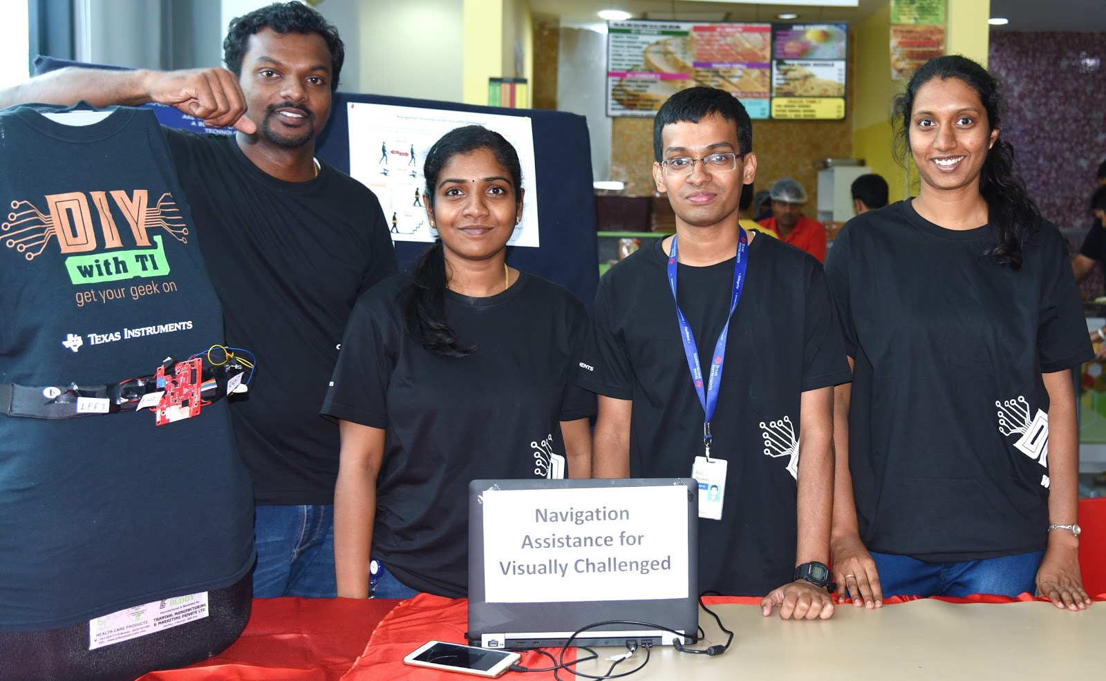 Silicon village texas instruments india hosts diy with ti in texas instruments ti india today hosted the diy with ti event designed to encourage its engineers to build innovative solutions for real life problems solutioingenieria Image collections