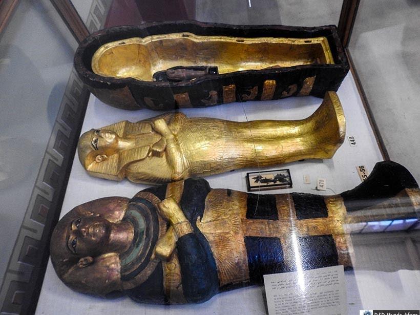 Museu do Cairo - O que fazer no Cairo, Egito