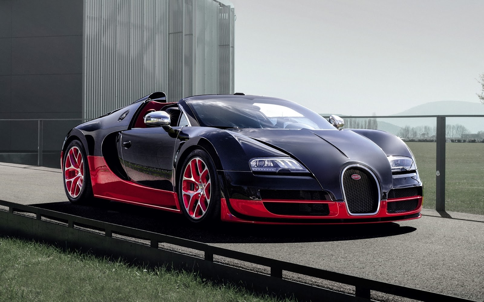 Bugatti Veyron  Fondos de Pantalla HD  Wallpapers HD
