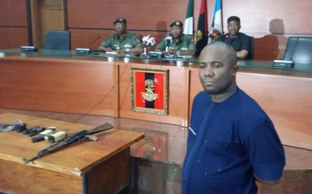 """""""They Blackmailed Him"""" - Family Of Man Paraded As Fake Army Colonel Reacts"""
