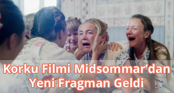 Midsommar Fragman İzle
