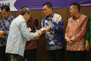 Kota Cirebon Terima WTP 3 Kali Berturut - Turut