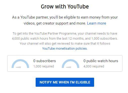 Cara Melihat Jam Tayang Youtube