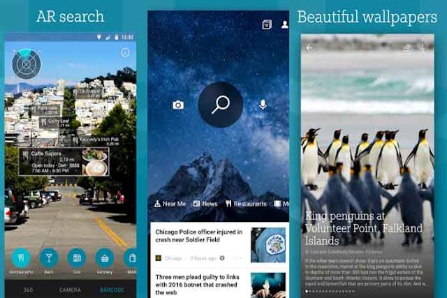تطبيق Microsoft Bing Search