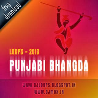 Bhangda Loops DJMox 2013