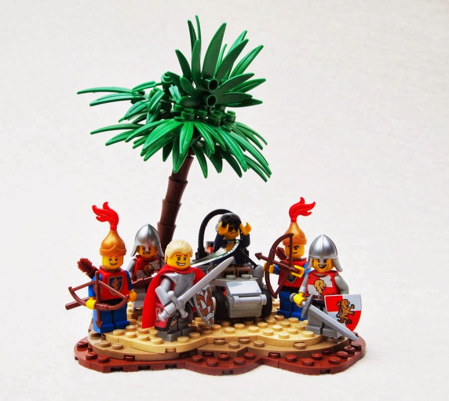 The Most Incredible Lego Art of All Time
