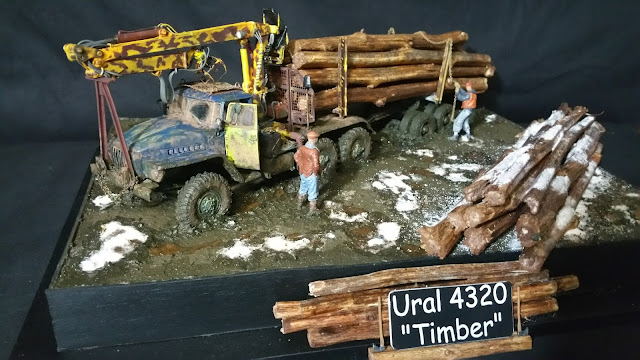 Ural 4320 Timber. - Page 2 20170913_191406