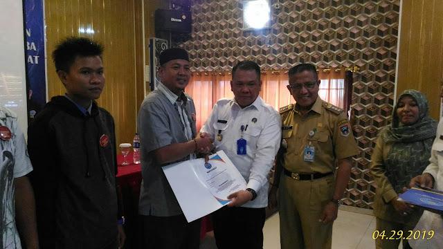 BNNK Pagaralam Gelar Workshop Program Pemberdayaan Masyarakat Anti NARKOBA