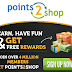 Best site for earning from polls and drawing to PAYPAL points2shop