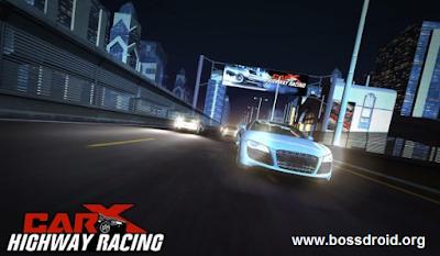 Download CarX Highway Racing Mod Full Apk Data Android Versi Terbaru