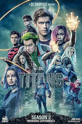 Poster Titans 2018 Dual Audio Hindi Seasons 1 Full Episodes 720p