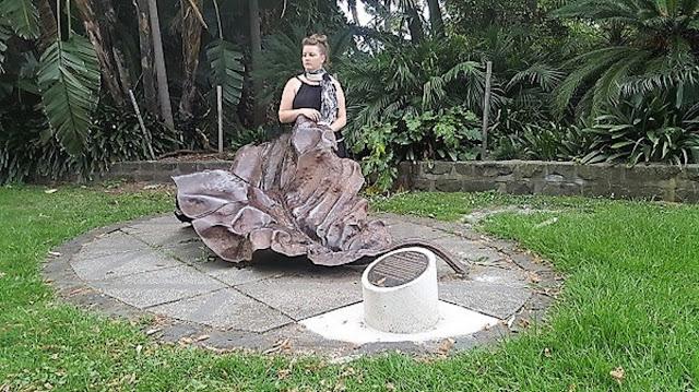 BIG Leaf in Moonee Ponds | Australian Public Art