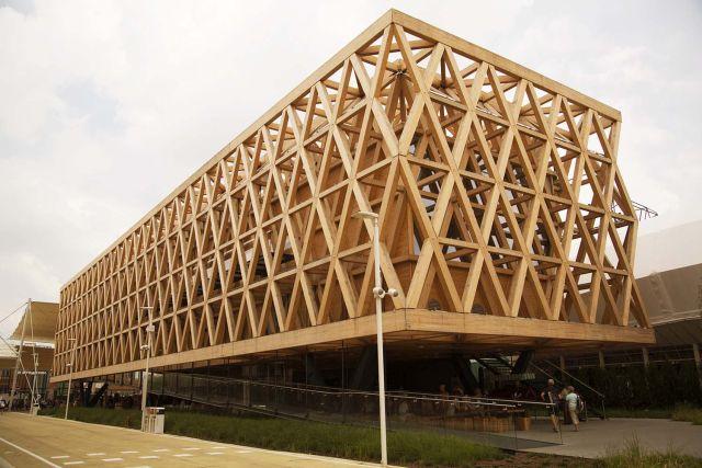 Polo internacional de la madera