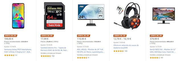 ¡Ofertas 08-04 Amazon! Mejores 10 Ofertas del Día y Flash