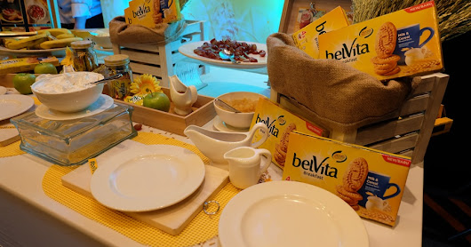 Karylle and Yael Yuzon for belVita Breakfast Biscuits