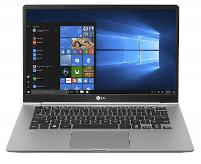 1. LG Gram 14Z990 2019 14.0-inch FHD Laptop