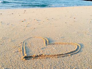 Beach Heart & Love DP 2019