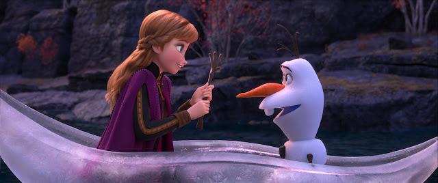 Ledové království 2 (Frozen II) – Recenze