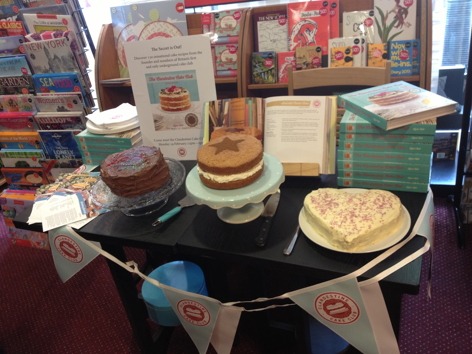 Red Velvet Cake Recipe Uk Nigella: Mrs Bishop's Bakes And Banter: February 2013