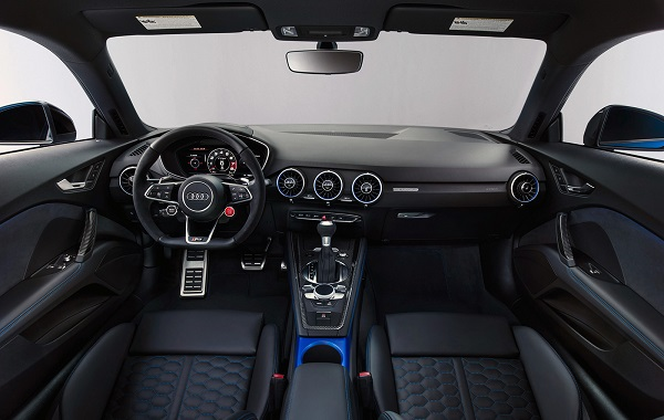 Nuevo Audi TT RS 2019