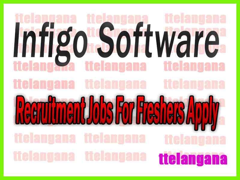 Infigo Software Recruitment Jobs For Freshers Apply