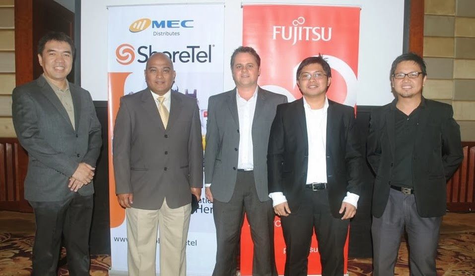 Fujitsu and ShoreTel partnership