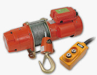 รอกสลิงไฟฟ้า 500กิโล  รอกสลิงไฟฟ้า 220V  วินซ์ไฟฟ้า 220V