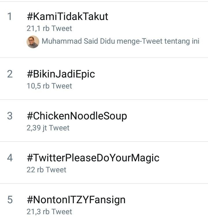 Bentrok Aparat dan Warga Makassar, Netizen: Kami Tidak Takut!
