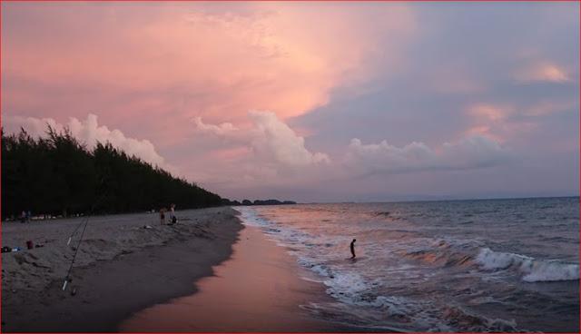 10+ Gambar Pantai di Padang yang terkenal indah dan bagus