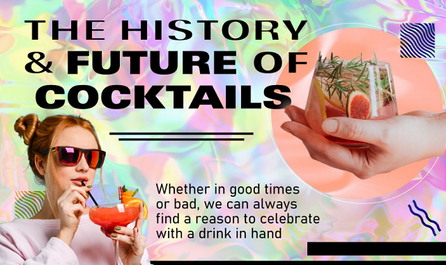The Future of Cocktails is Upon Us - Are You Ready?
