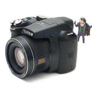 Kamera Prosumer Fujifilm FinePix S4000