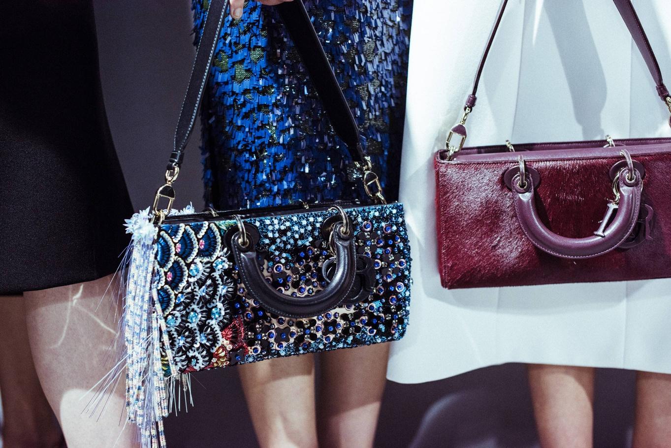 Dior handbags milan