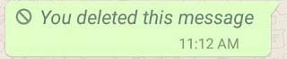 """Banyak alasan mengapa kita harus mengetahui pesan yang sudah dihapus pada WhatsApp. Salah satunya adalah karena rasa penasaran kita pada pesan yang ditarik tersebut. Ketika itu pesan yang tadinya bisa dibaca maka akan berubah menjadi """"This message was deleted"""". Untuk melihat pesan tersebut kita bisa menggunakan aplikasi atau tanpa aplikasi."""