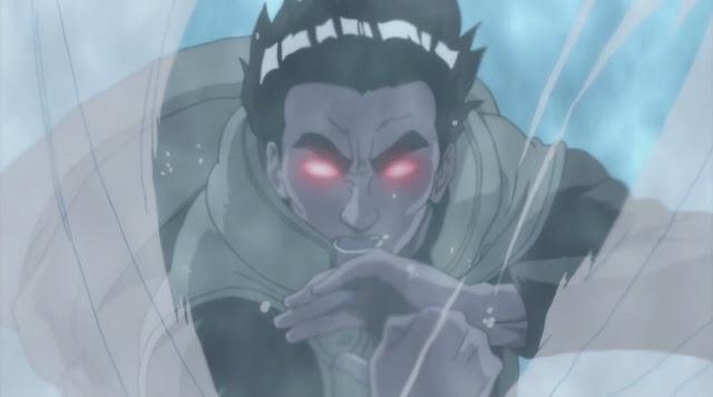 Naruto Karakter - Kumpulan Foto Might guy dan fakta Might guy