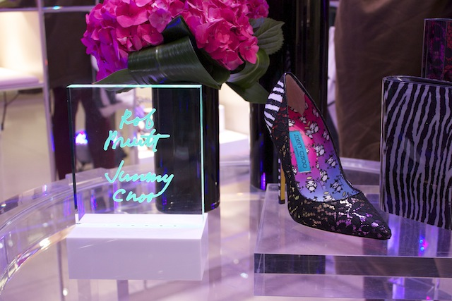 Jimmy Choo & Rob Pruitt Launch Party