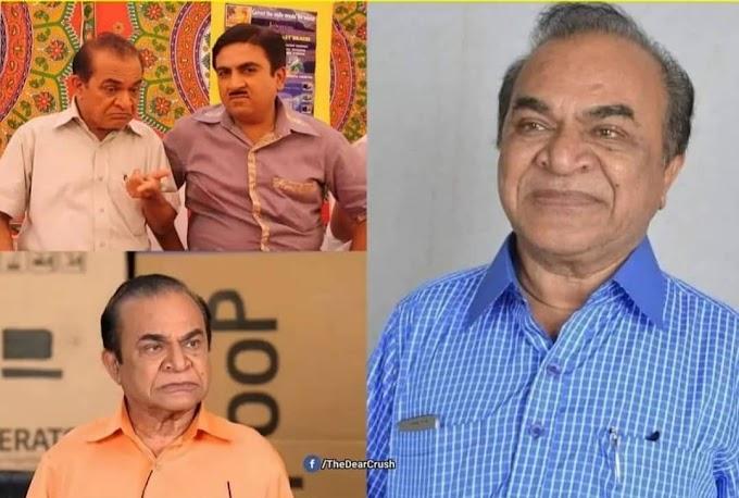 TMKOC Actor Ghanshyam Nayak AKA Natu Kaka Passed Away due to Cancer