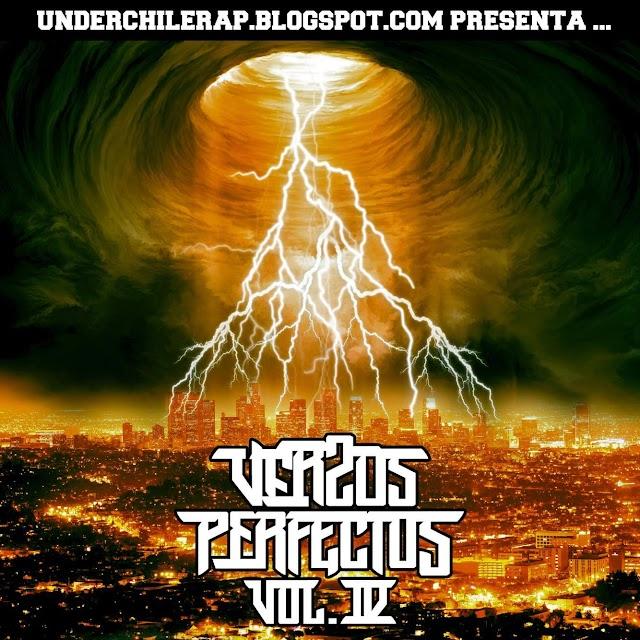 Under Chile Rap presenta: Versos Perfectos vol 4 (Album) 2017