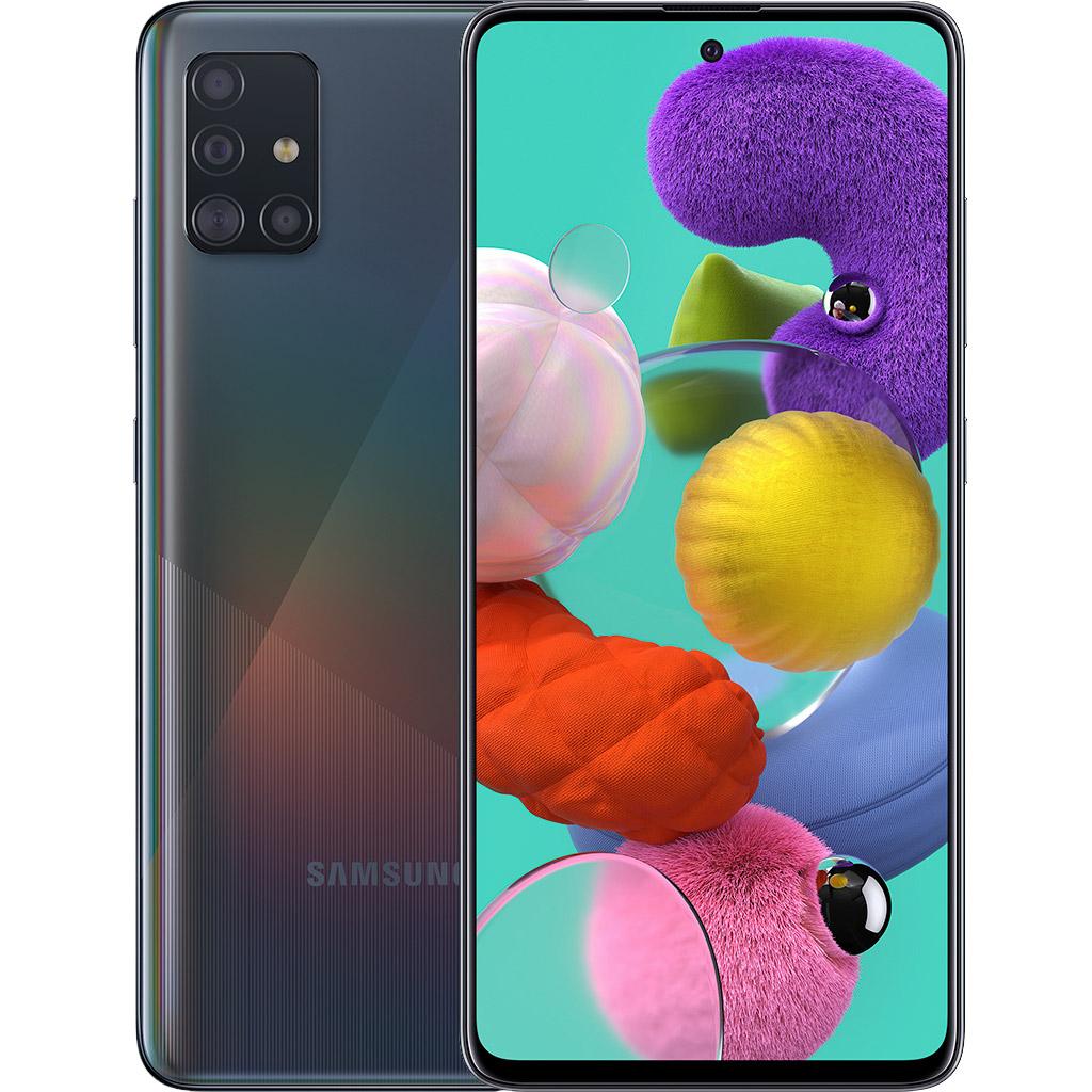 Điện thoại Samsung Galaxy A51 128GB Đen