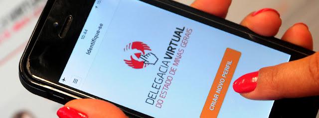 Delegacia Virtual da Polícia Civil mineira completa três anos com quase 600 mil ocorrências registradas