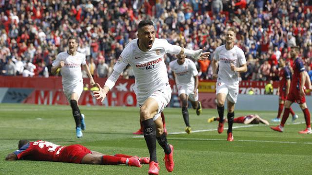 Precedentes Sevilla Osasuna