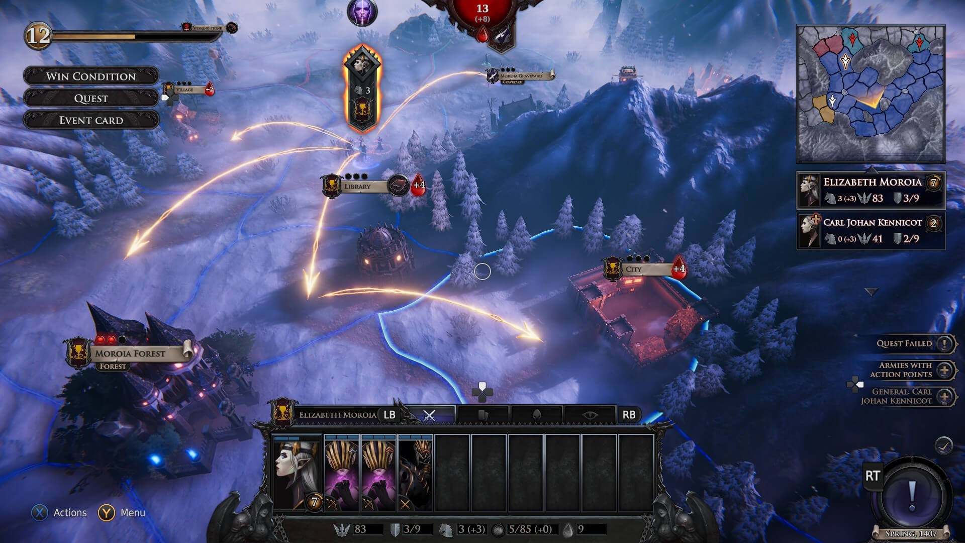 Immortal Realms Vampire Wars