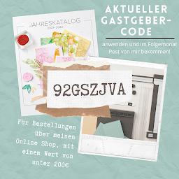 Gastgebercode im August